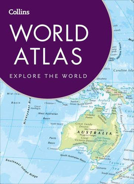 Collins World Atlas: Paperback Edition
