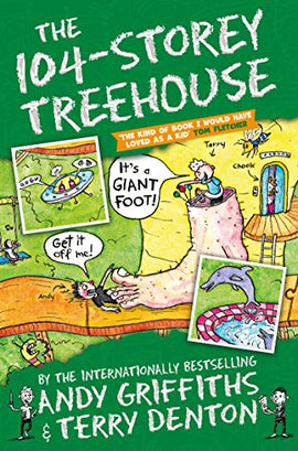 Signed Edition - The 104-Storey Treehouse
