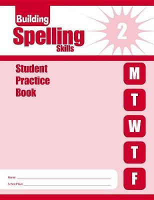 Building Spelling Skills, Grade 2 Student Book 5 Pack (International)