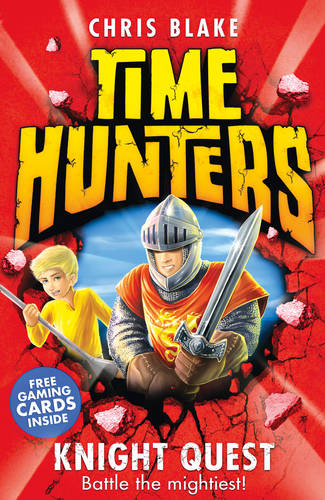 Knight Quest (Time Hunters, Book 2)