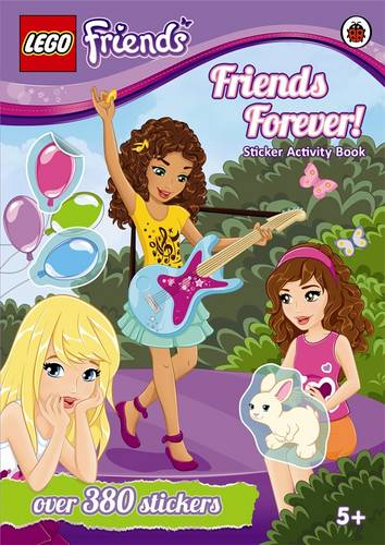 LEGO Friends: Friends Forever Sticker Activity