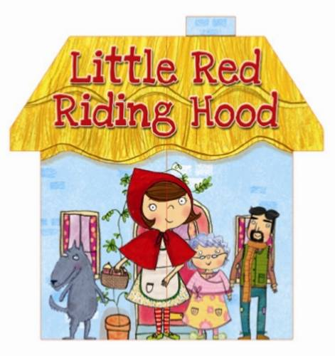 Clever Book Little Red Riding Hood: A Clever Fairytale