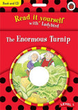 Read It Yourself: The Enormous Turnip book and CD: Read It Yourself Level 1