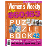 Australian Womans Weekly Bumper Puzzle Book