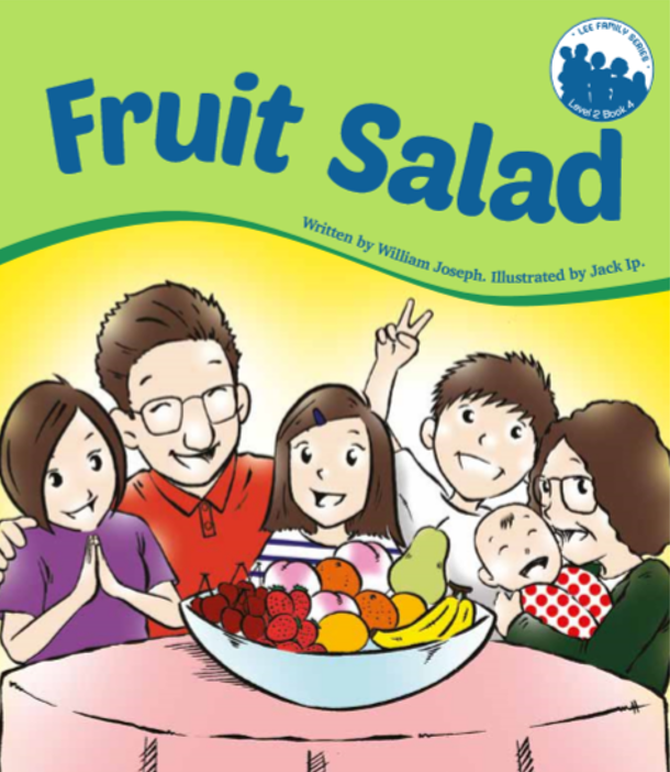 Fruit Salad - Level 2, Book 4