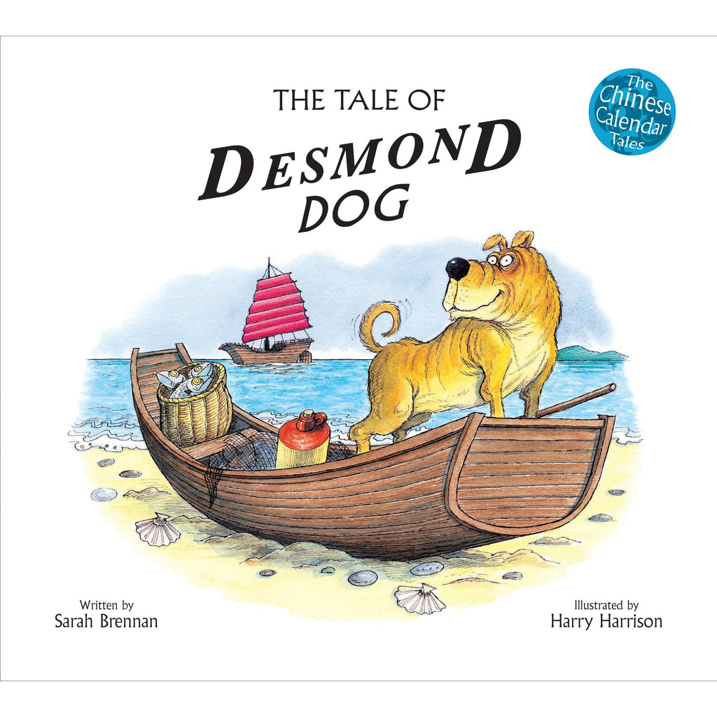 The Tale of Desmond Dog