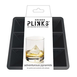 DrinksPlinks™ Ice Cube Tray - Adventurous Pyramids