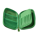 Green Character Hardtop Pencil Case