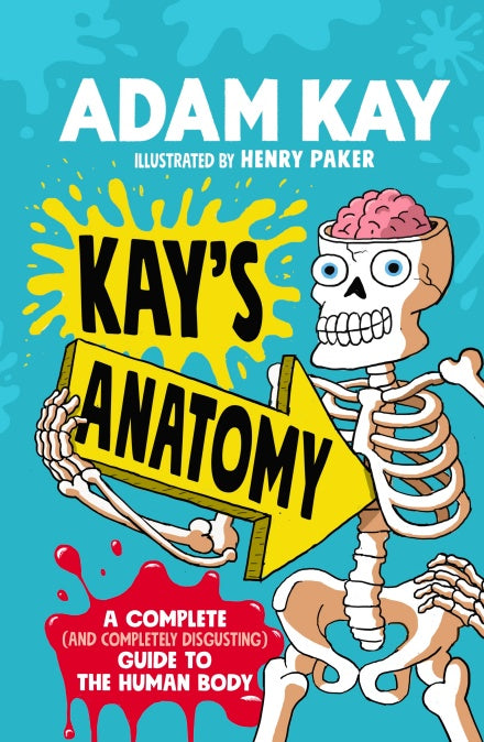Kay's Anatomy (Publication date: October 15,2020)