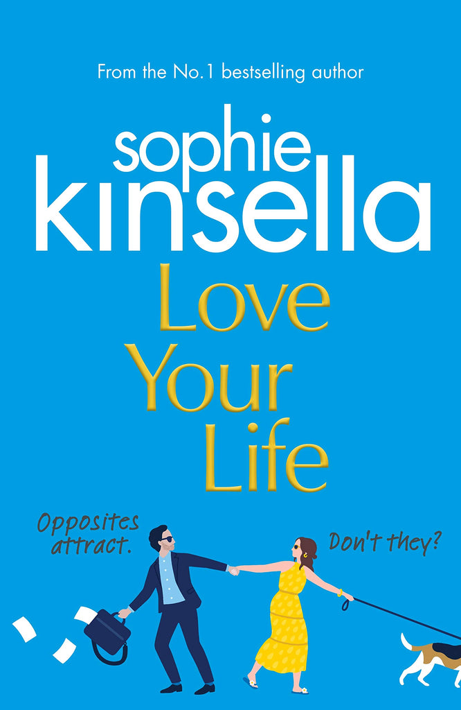 Love Your Life (Publication date: October 29, 2020)