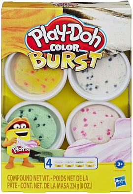 Play-Doh Color Burst Ice Cream Pack