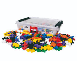 Plus-Plus BIG education Basic 200pcs