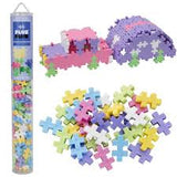 Plus-Plus Pastel Mix -100 pcs Tube