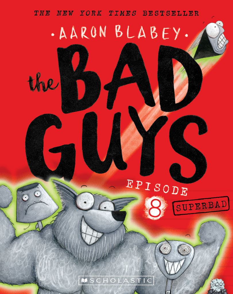 The Bad Guys #8: Superbad