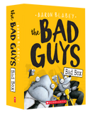 The Bad Guys: The Bad Box (Books 1-4)