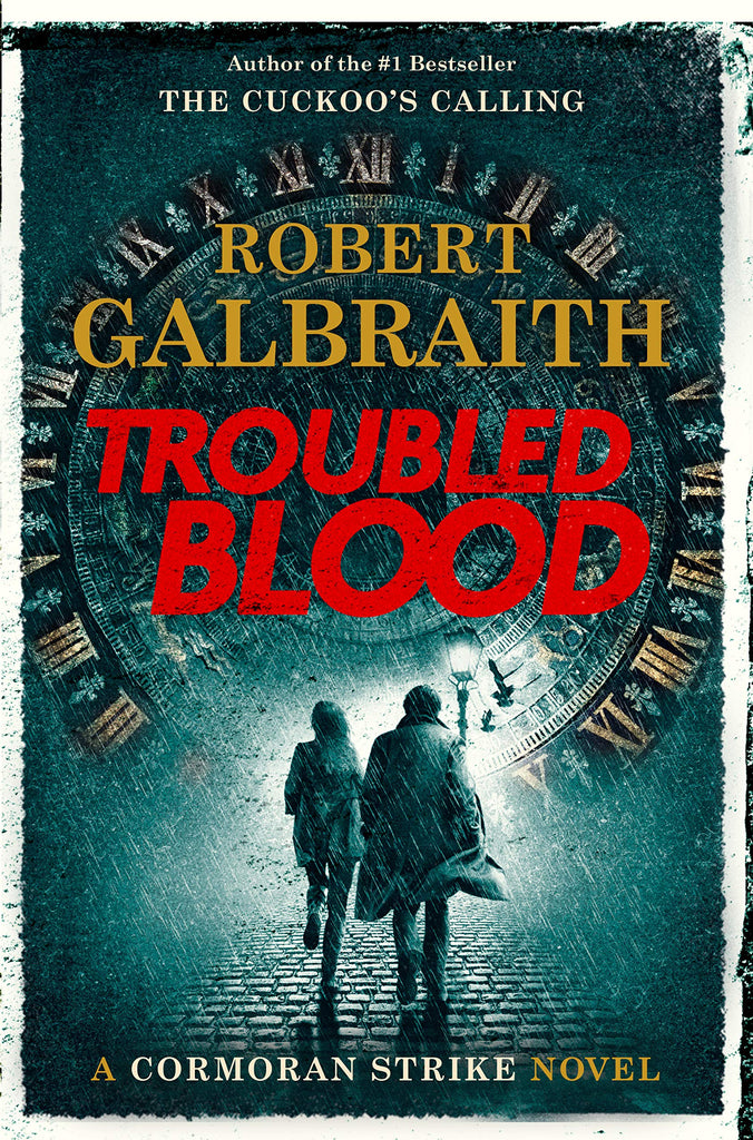 Troubled Blood (Publication date: September 15, 2020