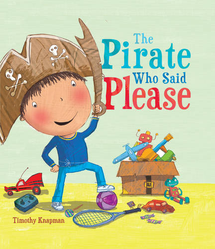 The Pirate Who Said Please