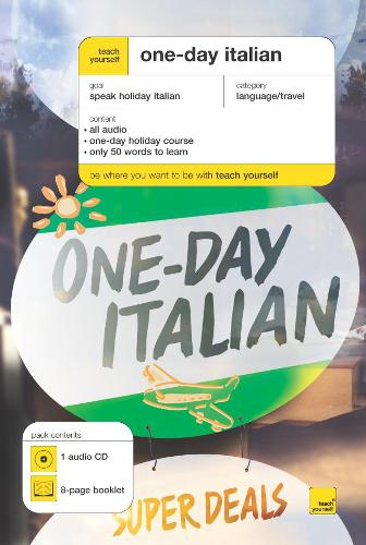 Teach Yourself One-Day Italian