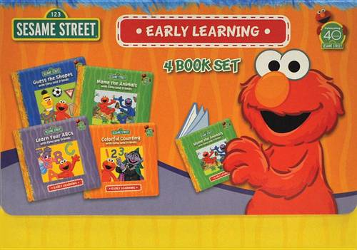 Sesame Street: Early Learning Boxed Set
