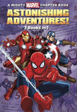 Astonishing Adventures!: 3 Books in 1!
