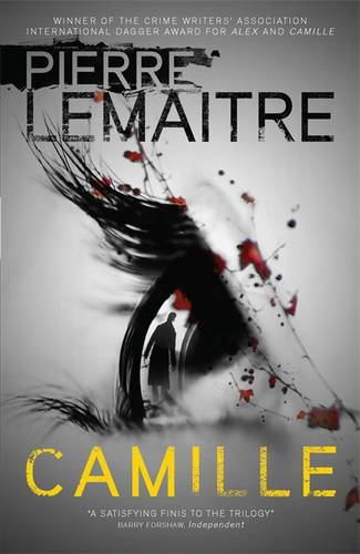 Camille: The Final Paris Crime Files Thriller