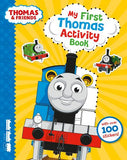 Thomas & Friends: My First Thomas Activity Book