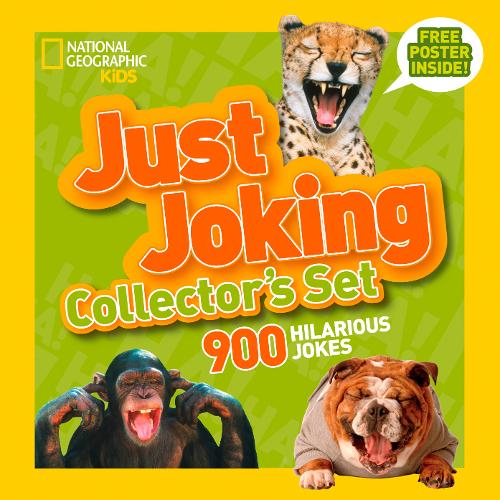 Just Joking Collector's Set: 900 Hilarious Jokes About Everything (Just Joking)