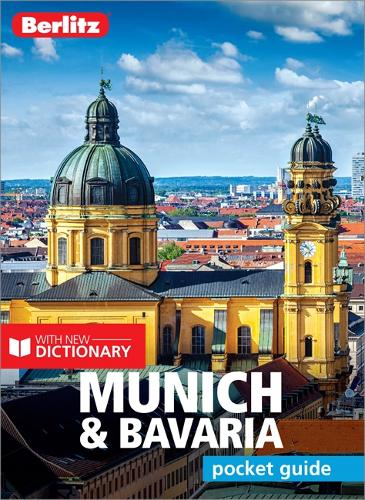 Berlitz Pocket Guide Munich & Bavaria (Travel Guide with Dictionary)