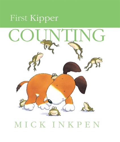 First Kipper: Kipper's Book of Counting