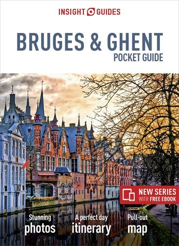 Insight Guides Pocket Bruges & Ghent (Travel Guide with Free eBook)