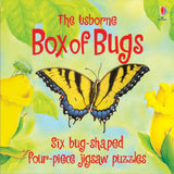 The Usborne Box of Bugs Jigsaw