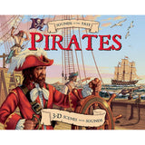 Pirates: 3-D Scenes with Sounds