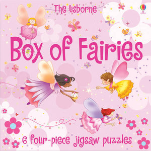 Box Of Fairies Jigsaw