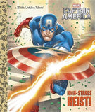 High-Stakes Heist! (Marvel: Captain America)