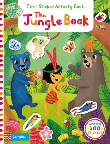 The Jungle Book: First Sticker Activity Book