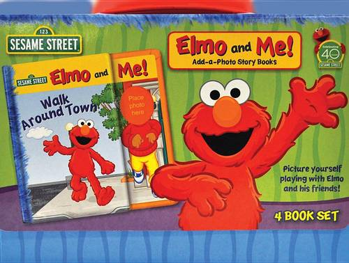 Elmo and Me! Boxed Set