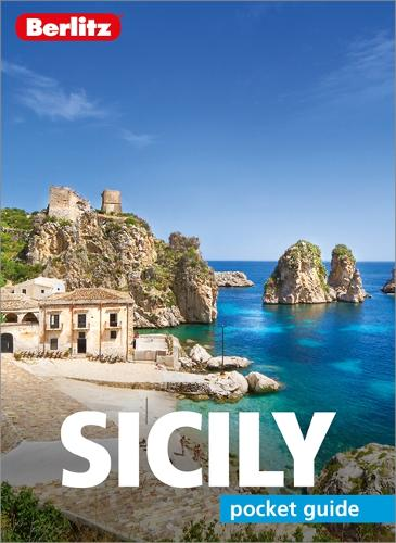 Berlitz Pocket Guide Sicily (Travel Guide with Dictionary)