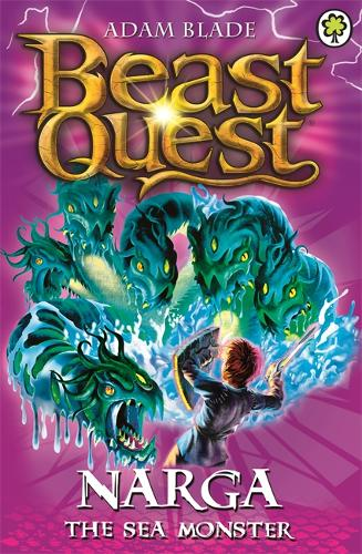 Beast Quest: Narga the Sea Monster: Series 3 Book 3