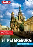 Berlitz Pocket Guide St Petersburg (Travel Guide with Dictionary)