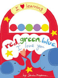 Red, Green, Blue, I Love You