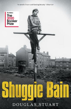 Shuggie Bain (Winner of the Booker Prize 2020)
