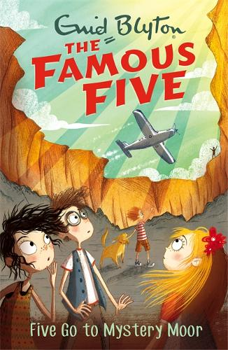 Famous Five: Five Go To Mystery Moor: Book 13