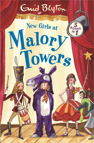New Girls at Malory Towers
