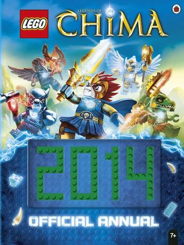 LEGO Legends of Chima Official Annual: 2014