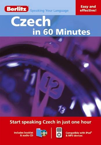 Berlitz In 60 Minutes: Czech