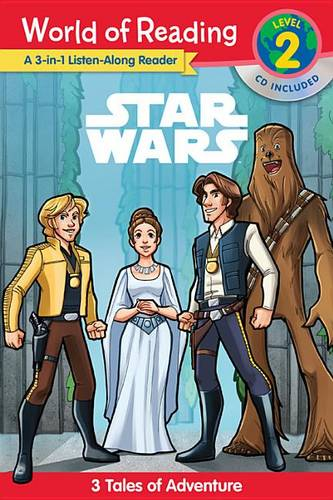 Star Wars: 3 Tales of Adventure