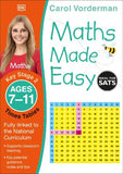 Maths Made Easy Times Tables Ages 7-11 Key Stage 2