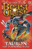 Beast Quest: Tauron the Pounding Fury: Series 11 Book 6