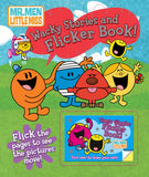 The Mr. Men Show Wacky Stories and Flicker Book
