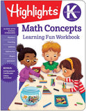 Math Concepts: Highlights Hidden Pictures
